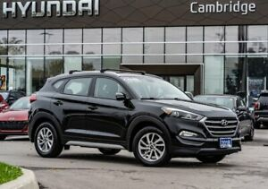 2018 Hyundai Tucson Premium   AWD   Backup cam