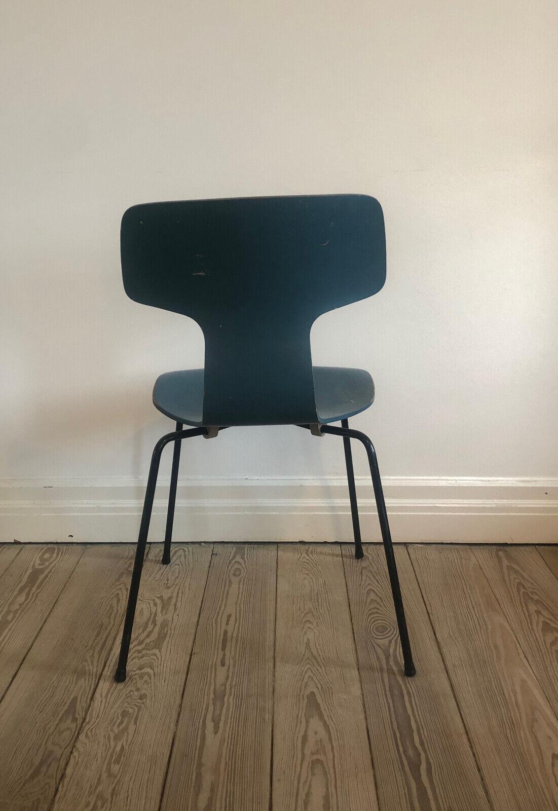 Arne Jacobsen T stol i turk