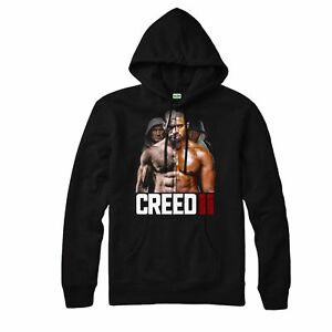 Rocky Balboa Creed 2 Hoodie Sylvester Stallone Boxing Men/'s Women Kid Hoodie top