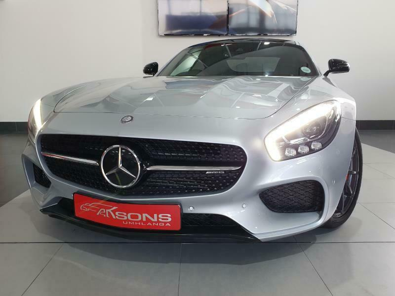 2017 Mercedes-Benz AMG GT Coupe S Speedshift DCT for sale!