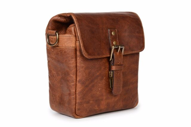 ONA Leather Bond Street Camera Bag (Antique Cognac) -> Handcrafted excellence
