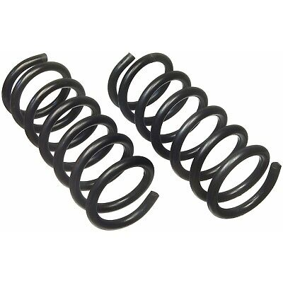 For Cadillac Oldsmobile Pontiac Rear Constant Rate 194 Coil Spring Set Moog