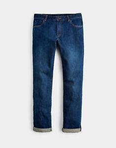 Joules-Mens-5-Pocket-Jeans-in-Washed-Denim-Size-30-034