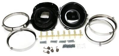 68-82 Corvette Headlight//Head Lamp Correct Trim// Retaining rings /& Bulb Cups