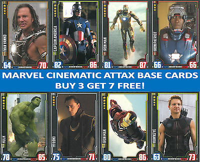 Hero Attax Marvel Cinematic Universe Choose One Thor Card