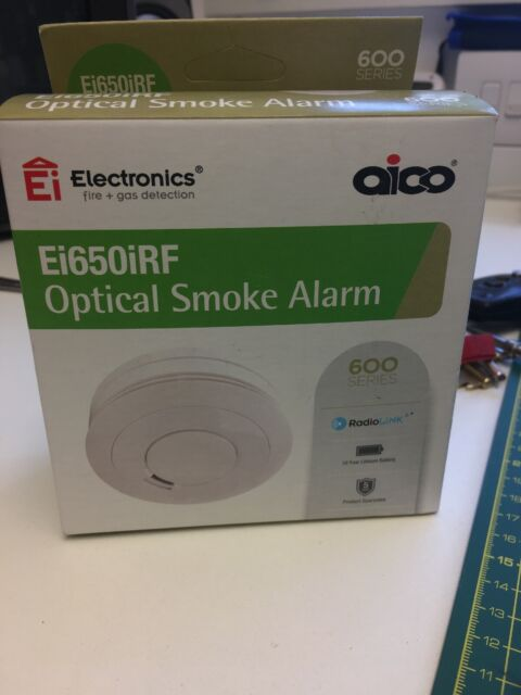 EI Electronics Ei603TYC 10/Years Heat Detector White Pack of 1