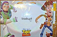 Toy Story Buzz Amp Woody Wipe Clean Dry Erase Board With Marker Amp Eraser Ages 3