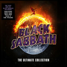 The Ultimate Collection [Digipak] by Black Sabbath (CD, Feb-2017, 2 Discs, Warner Bros.)