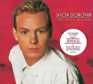 Jason-Donovan-Ten-Good-Reasons-New-CD-UK-Import