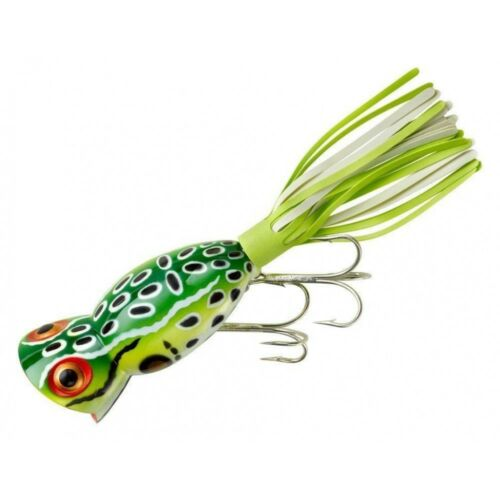 /& Trout Fishing Lure Arbogast Hula Popper Topwater Popper Bass Pike Striper