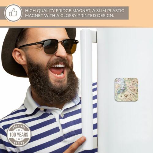 Super Aimant de réfrigérateur-Seattle Washington Voyage Cool Cadeau #3659