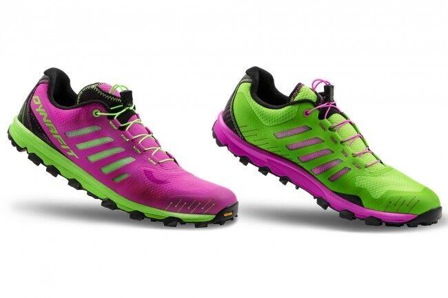 zapatos Speed Hiking Trail Running Escursionismo DYNAFIT MS FELINE verdeICAL PRO