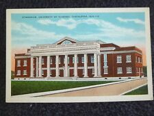 1920's The Gymnasium, University of Alabama in Tuscaloosa, Al Alabama PC