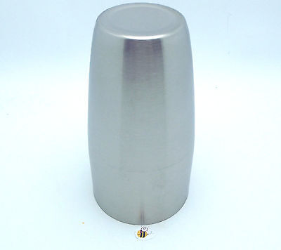 """Floral Former 3-3//8/"""" tall Glass Fusing Mold  Stainless Steel"""