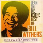 The Best of Bill Withers: Lean on Me [Remaster] by Bill Withers (CD, May-2000, Sony Music Distribution (USA))