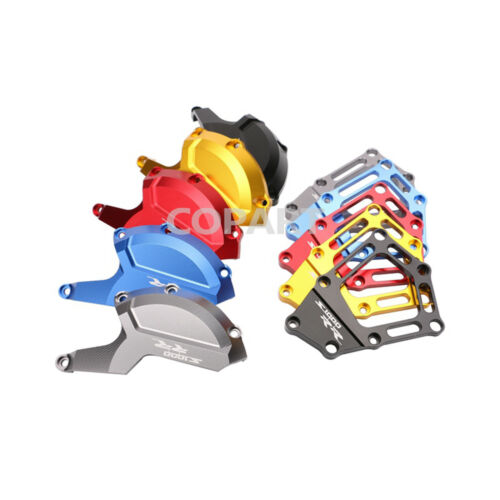Engine Case Stator Cover Sliders Protection Kit For BMW S1000RR HP4 2009-2017