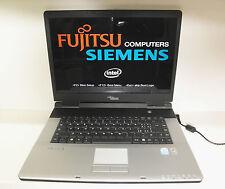 Funzionante Senza Hard Disk - PC PORTATILE NOTEBOOK SIEMENS FUJITSU AMILO 15,6