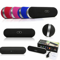 Bluetooth Wireless Stereo Portable Speaker Hand-free Call For Smartphone Tablet
