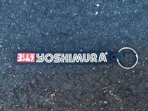 YOSHIMURA LOGO KEYCHAIN Suzuki