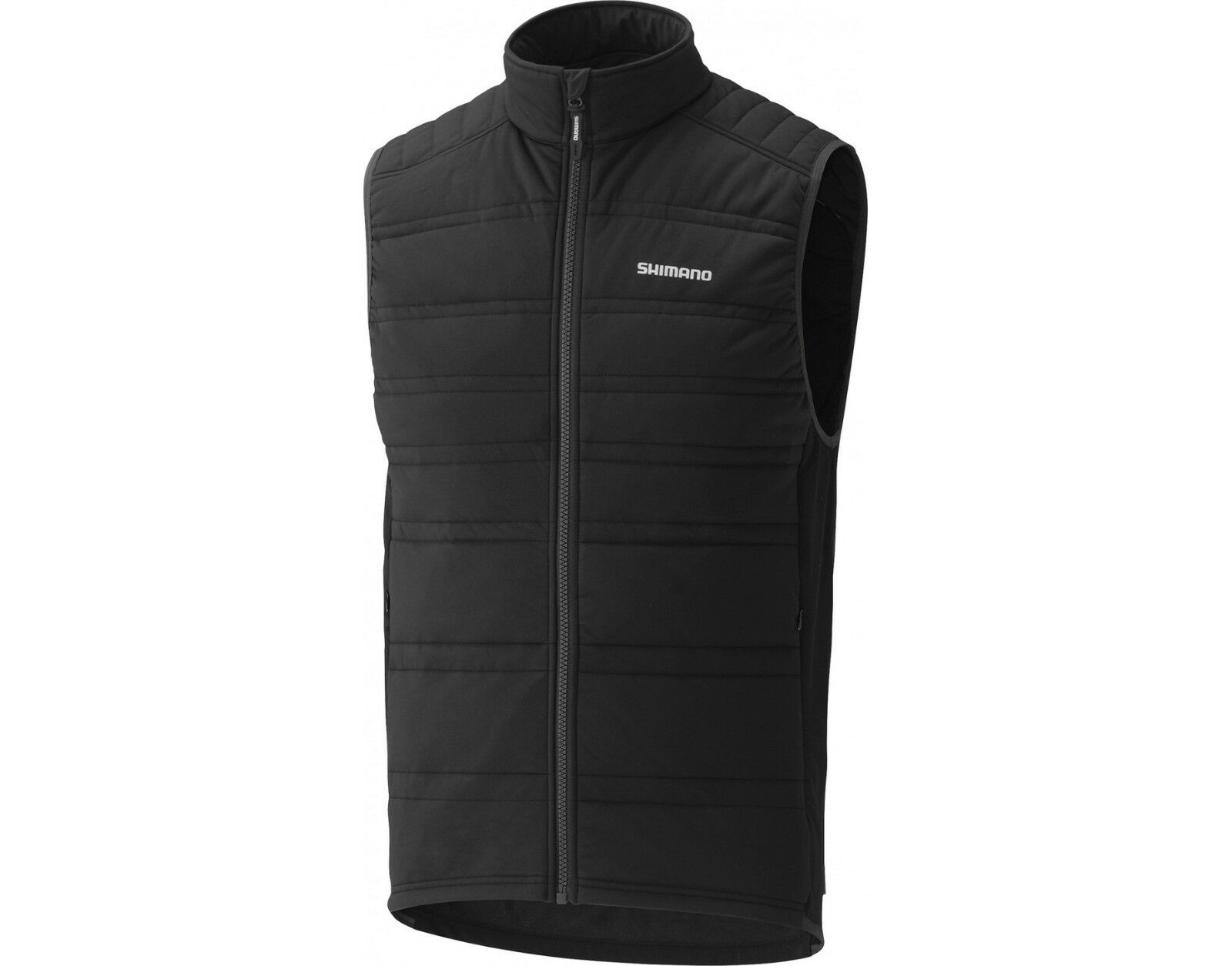 Gilet bici Shimano antipioggia-vento insulated vest water repellent windproof