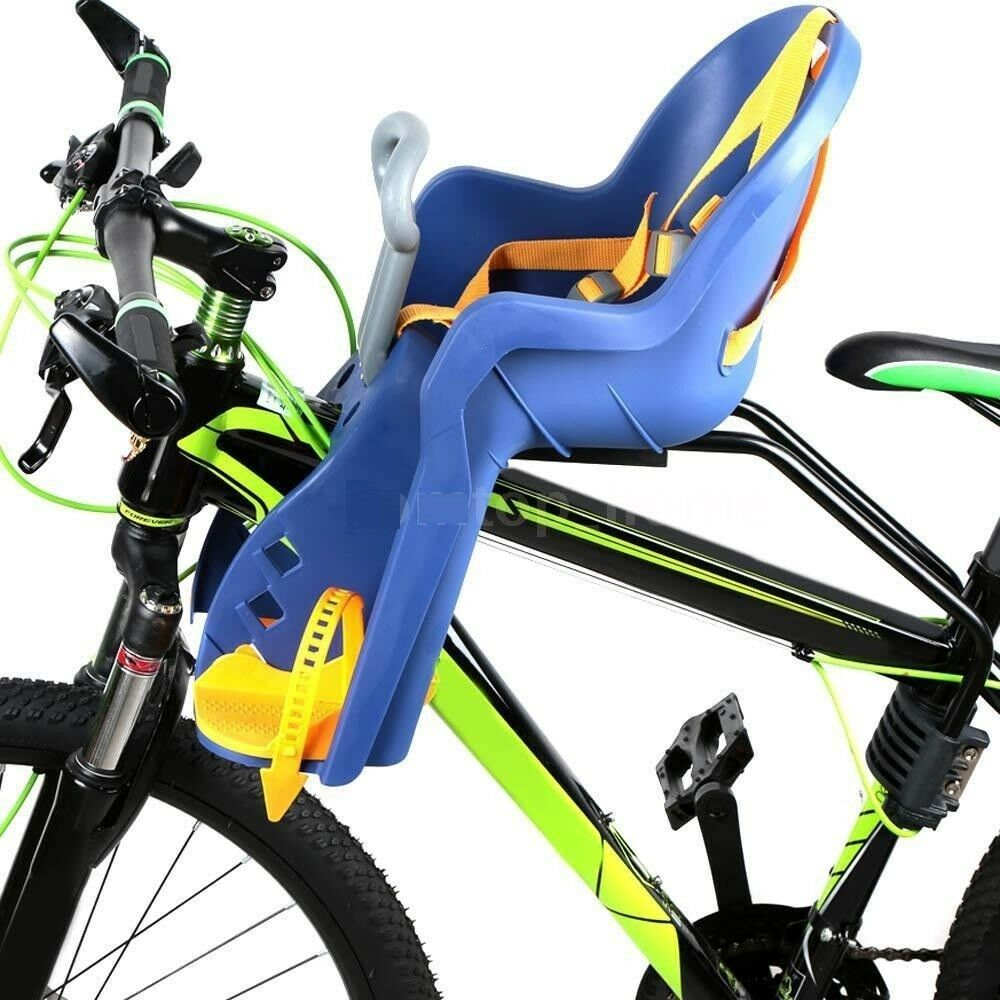 Silla de seguridad para bicicleta