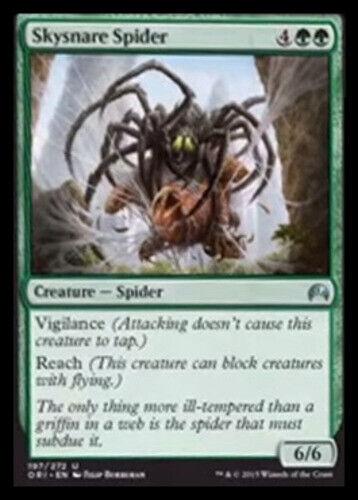 x4 Skysnare Spider MTG Magic Origins U M//NM English