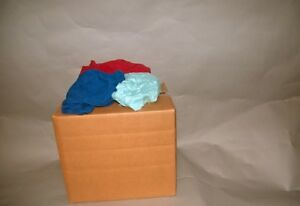 CTC RAGS CCKNIT50 Recycled Colored Knit T Shirt - Rags