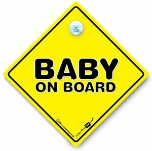 Minions Unpersonalised Car Sign Baby//Child On Board ~ Minions Yellow Child
