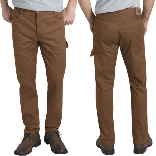 Dickies Work Pants Mens X-Series FLEX Slim Fit Carpenter Pants
