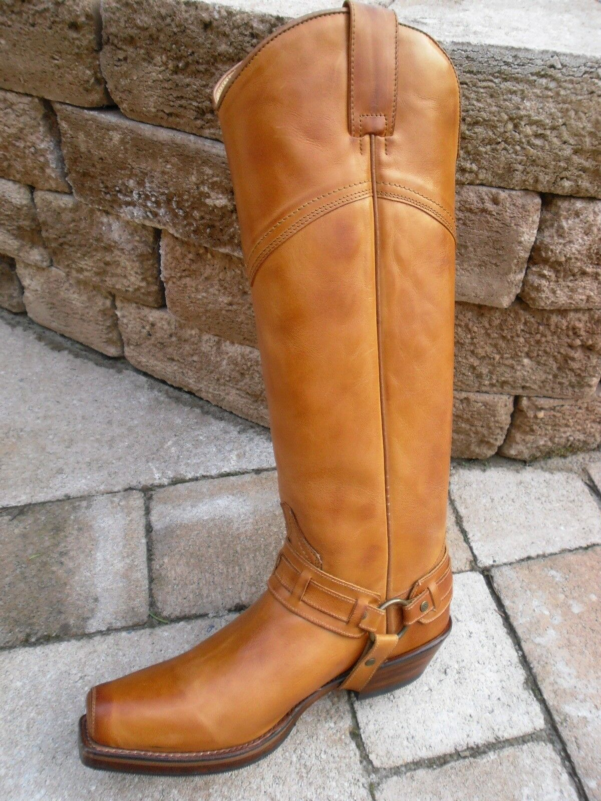 Sendra Offizierstiefel 7871 7871 7871 Snowbut MS 048 Conac Good Year Welted Gr.7 = 40-40,5 4e46bd