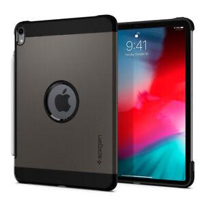 "iPad Pro 12.9"" (2018) | Spigen® [Tough Armor] Hybrid Shockproof Slim Cover Case"