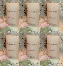 HUGE LOT~ BVLGARI POUR FEMME Women ~ 2.5 oz / 75ml Each ~ Perfume d Shower Gel s