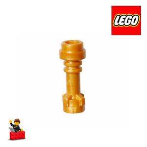 LEGO-PICK-A-BRICK-PIECE-6003147-64567-Weapon-Lightsaber-Hilt-Straight-GOLD
