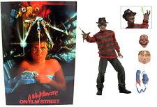 "Neca Nightmare On Elm Street 30Th Anniversary Ultimate Freddy 7"" Action Figure"