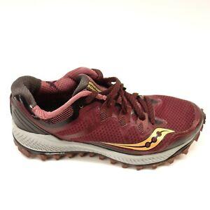 Para Mujer peregrino 7 gris Soporte Running Zapatos De Malla
