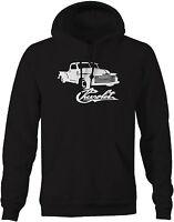Chevrolet 1950's Pickup Apache Classic Chevy Truck - Hoodie Sweatshirt