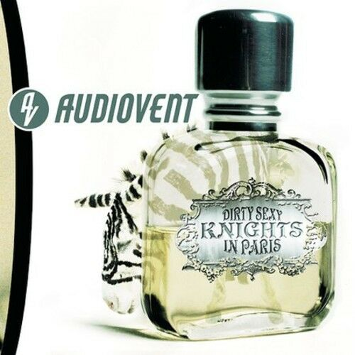 1 of 1 - Audiovent - Dirty Sexy Knights in Paris [New CD]