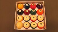 Pool Ball Set Aramith Belgium Regulation Standard Best Price Free Shipping
