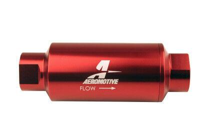 10 Micron Microglass Element Aeromotive aer12340 In-Line Filter AN-10
