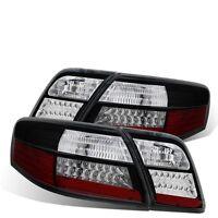 Cg Toyota Camry 07-08 Led Tail Light 4 Pcs Black on sale