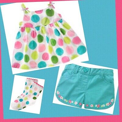 Gymboree 0-3 12-18 18-24 Set Little Sister Heart Top Floral Leggings NWT Outlet