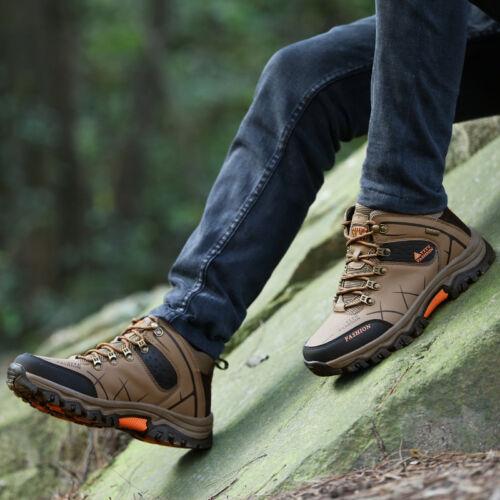 Herren Schuhe Wanderschuhe Trekkingschuhe Turnschuhe Sneaker Winterstiefel 2019