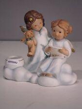 +# A005982_01 Goebel Archiv Limpke Nina & Marco, zwei Engel mit Kerzenständer