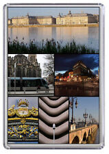 Bordeaux France Fridge Magnet 01