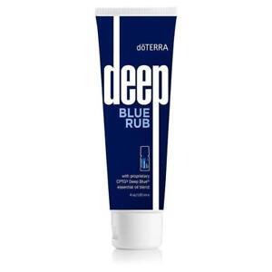 BRAND-NEW-doTERRA-Deep-Blue-Rub-4-oz-New-Sealed-FREE-SHIPPING-EXP-2021-05