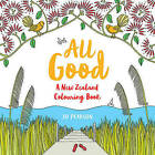 All Good: A New Zealand Colouring Book by Jo Pearson (Paperback, 2015)