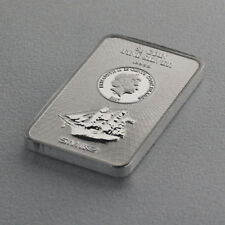 Cook Islands 999 Silber Münzbarren New Generation Bounty 5 - 250 Gramm