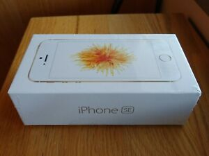 Neu-amp-Versiegelt-Apple-iPhone-SE-64GB-Gold-Ohne-Simlock-GSM-Unlocked-Smartphone