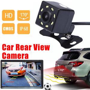 170° CMOS IP68 Night Vision HD Cars Rear View Reverse Backup Parking Camera Kits