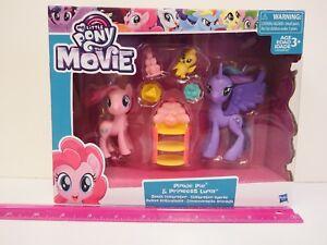 My Little Pony The Movie Sweet Celebration Pinkie Pie Princess Luna Age 3 630509549375 Ebay